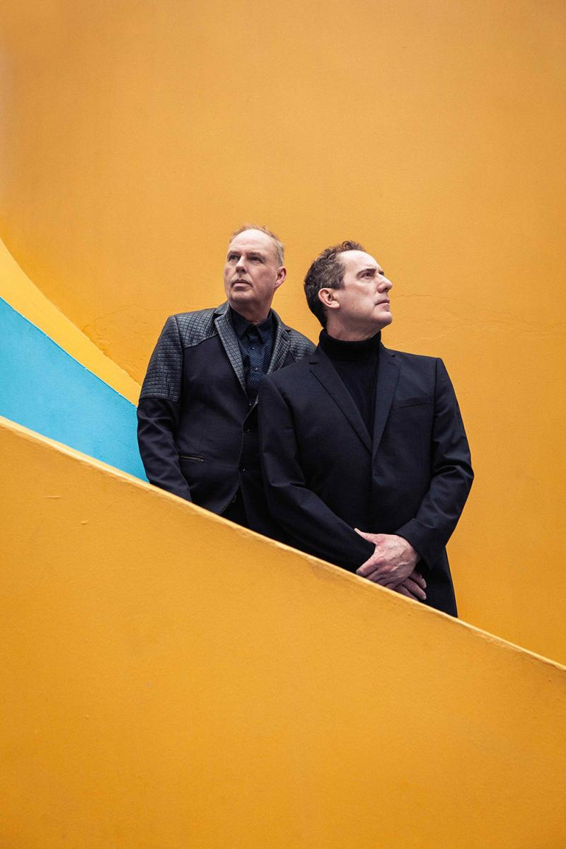 "OMD Celebrate 40 Years Of Legendary Hit 'Enola Gay' With Limited Edition 12"" Coloured Vinyl"