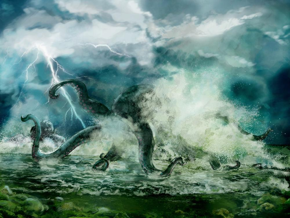 Mythical sea monsters Scylla and Charybdis demand Boris leaves their names out of the bollocks he witters