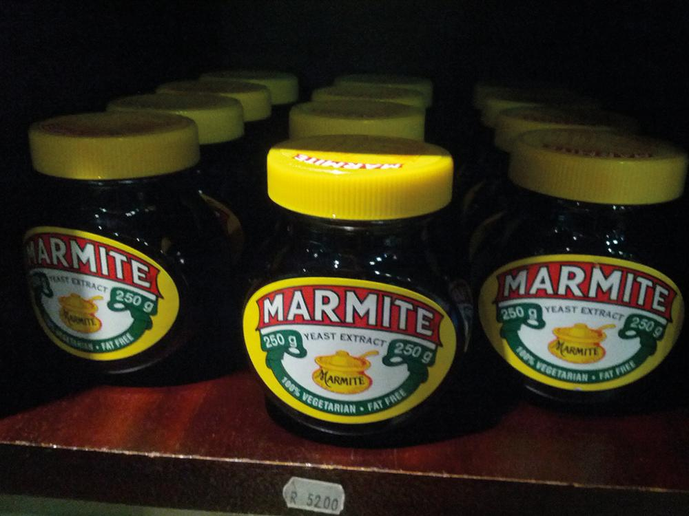 The History Of..... Marmite