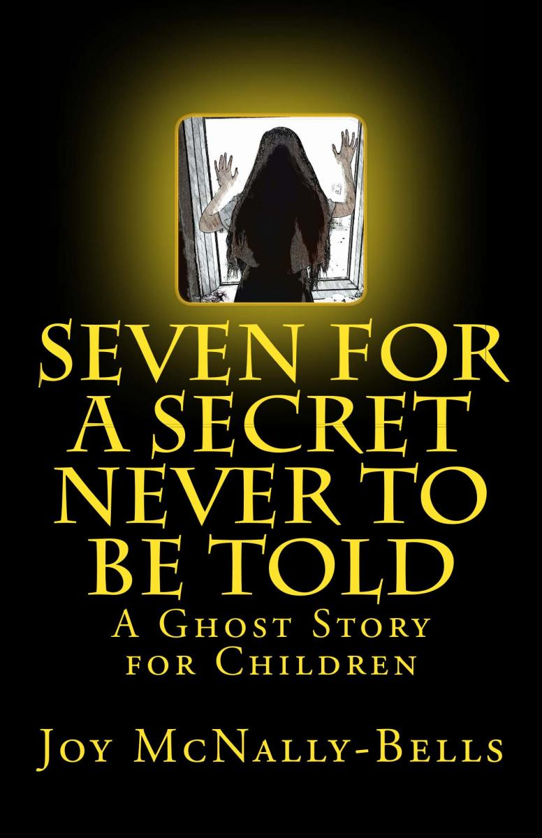 Spine-chiller author launches latest novel - Seven for a Secret Never to be Told