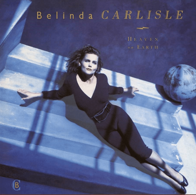 Belinda Carlisle tranforms Salisbury into 'Heaven on Earth'