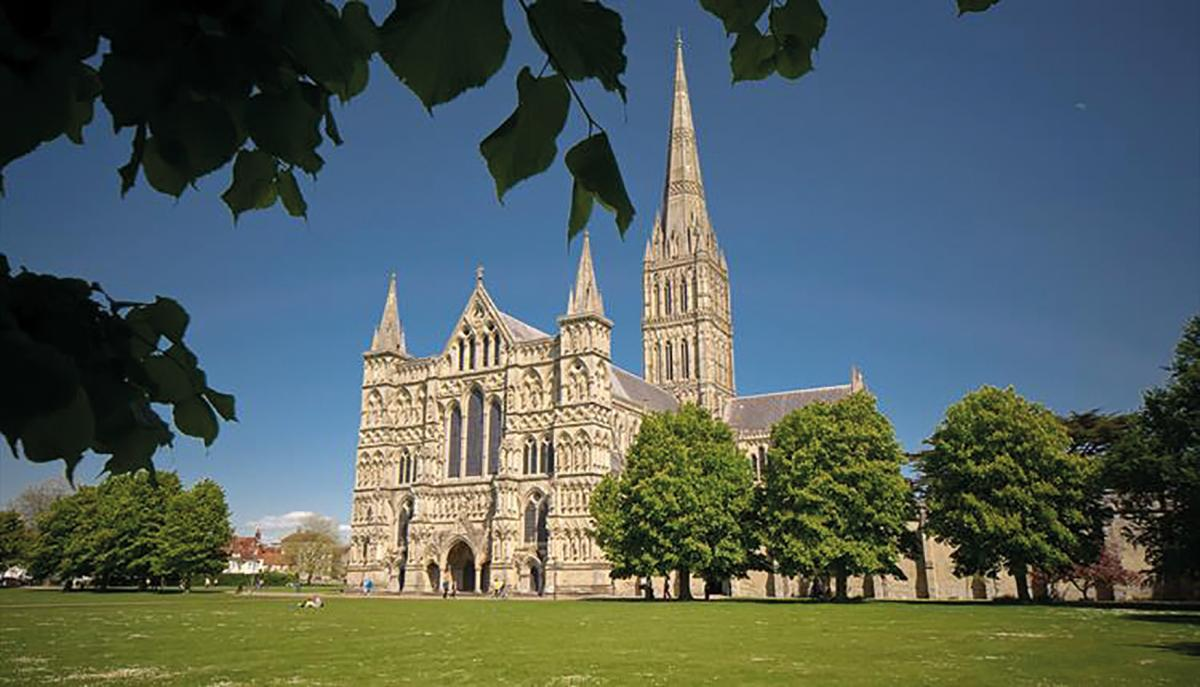 Salisbury: a fusion of ancient and modern