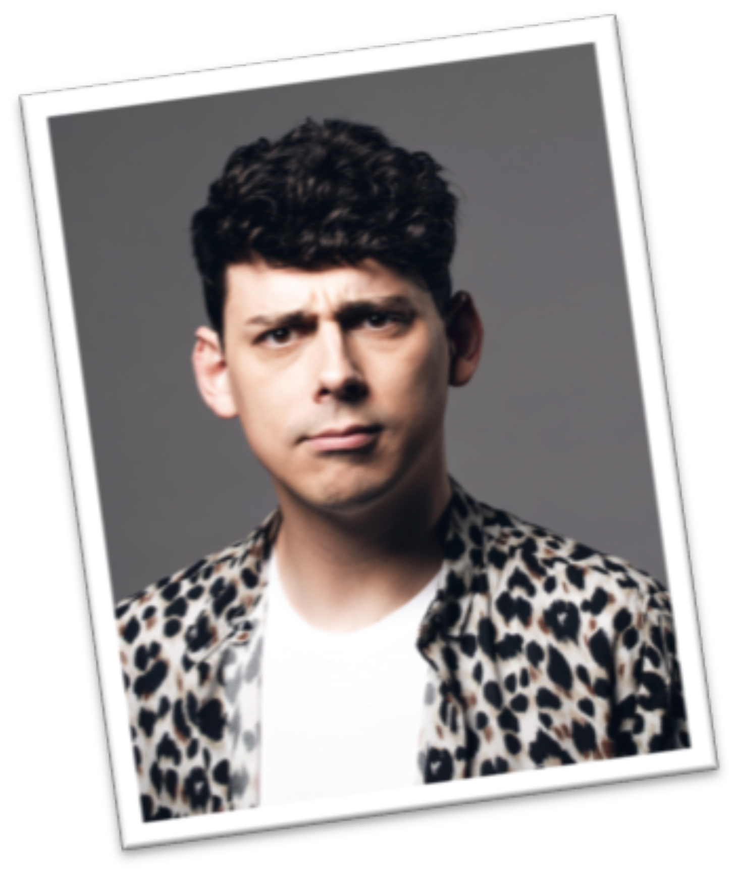 Matt Richardson brings comedy gold to Swindon and Didcot